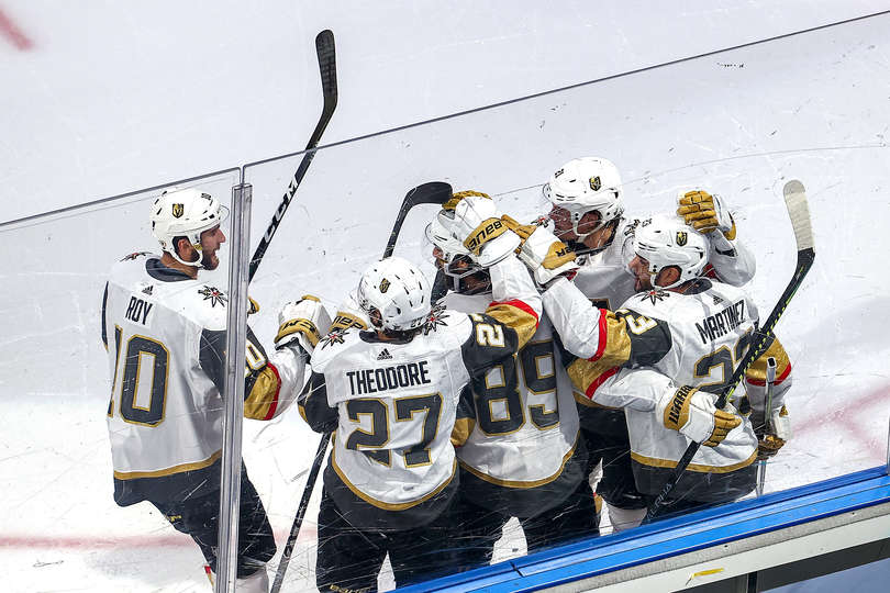 golden knights roster