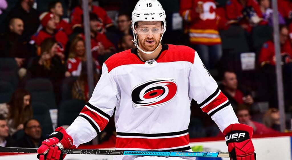 nhl rumors hurricanes