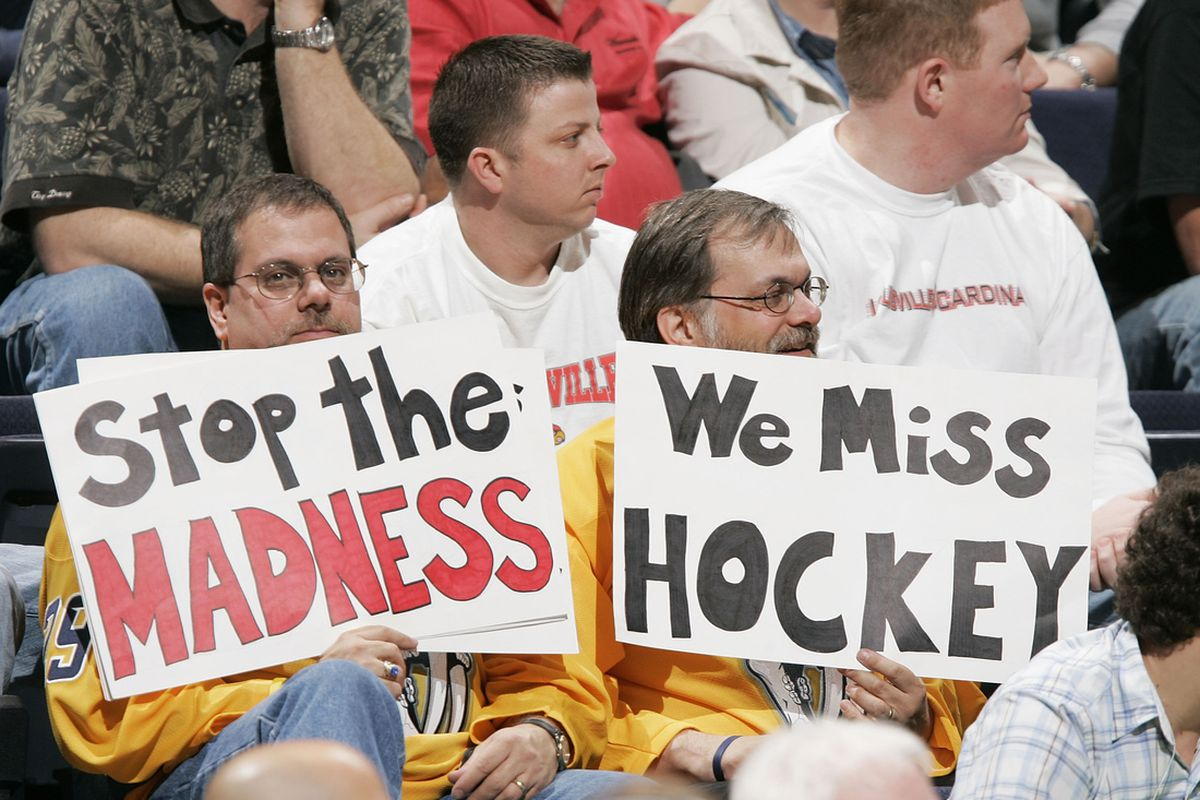 Report: Season on the brink as NHL threatens to cancel and agent counters with lawsuits - The Daily Goal Horn