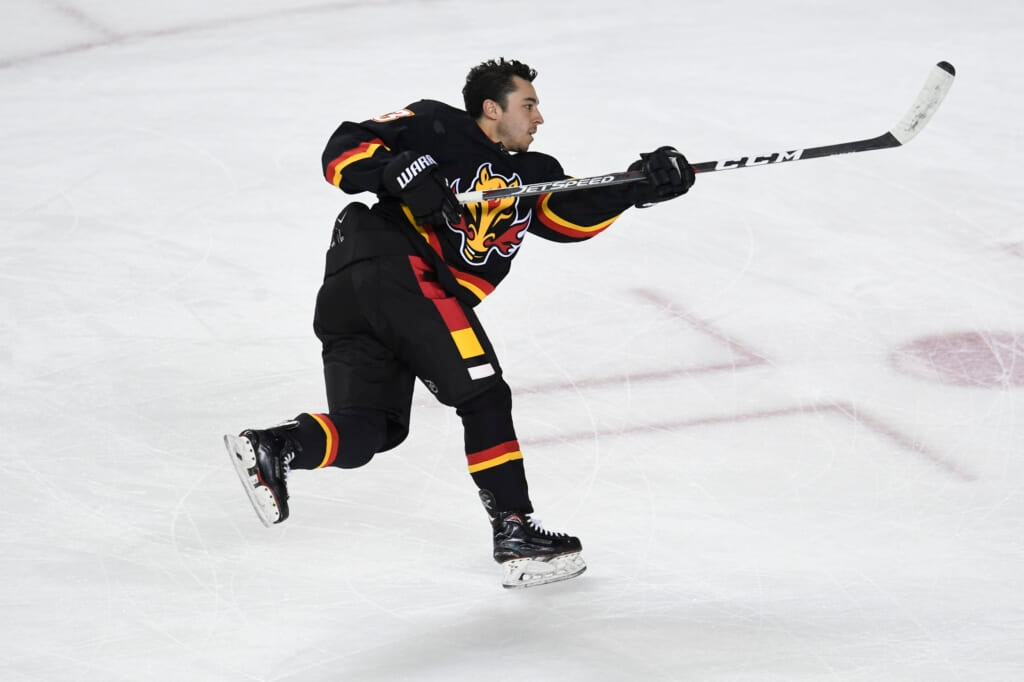johnny Gaudreau trade rumors