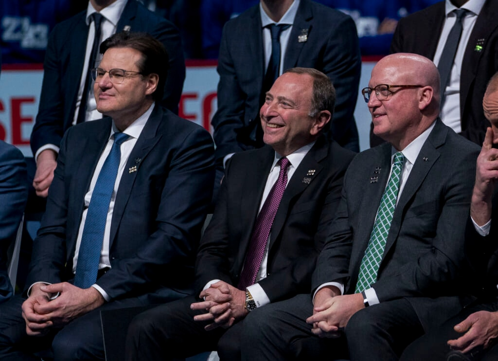 NHL and the 2022 Winter Olympics