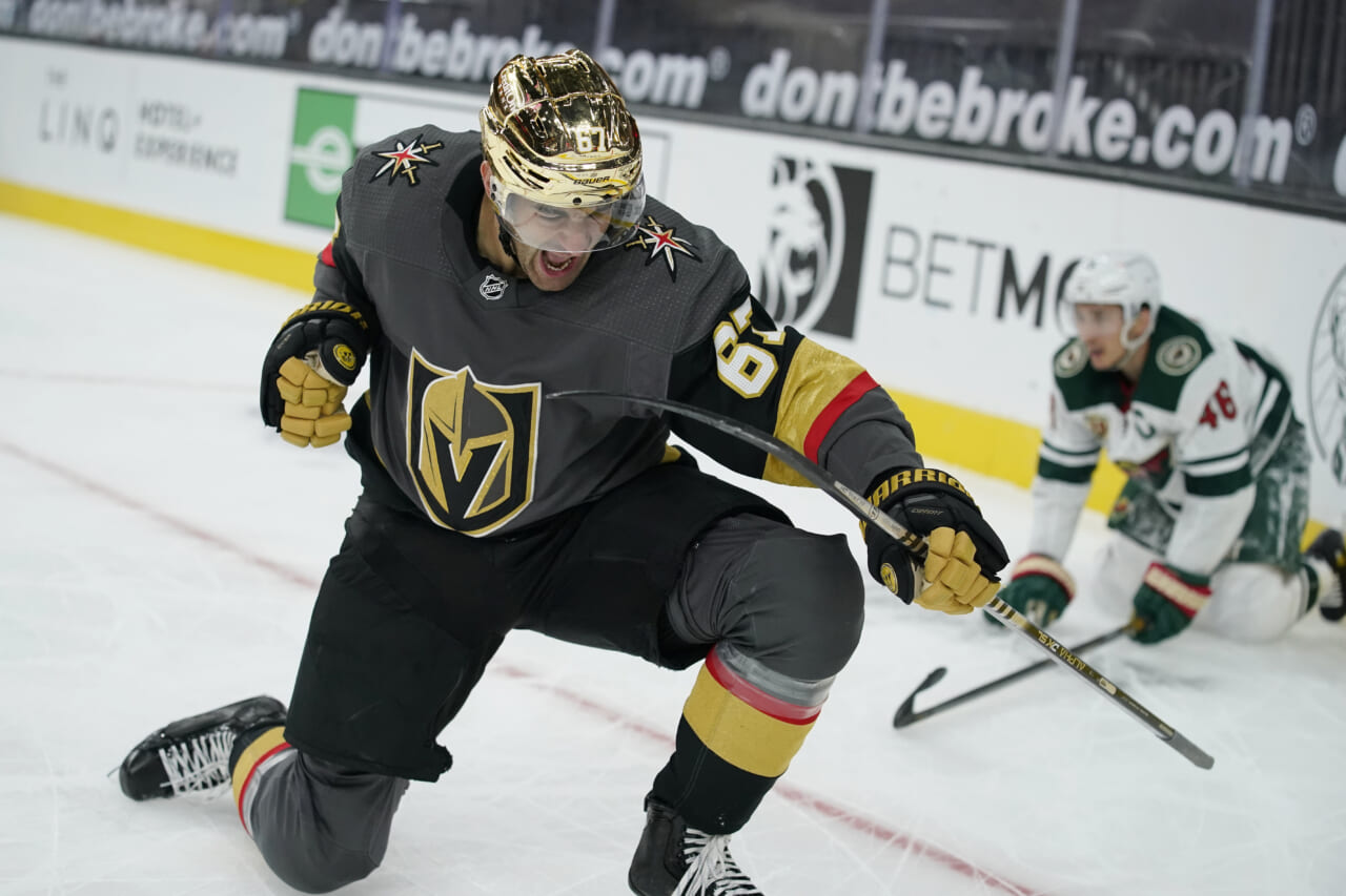 NHL Scores: Max Pacioretty lifts Golden Knights in OT, Martin Necas goes NHL94 style celly for Hurricanes, and more - The Daily Goal Horn