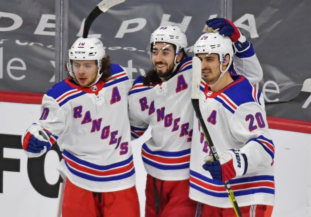 New York Rangers rumors