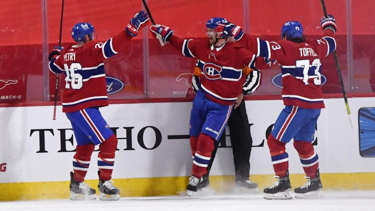 canadiens host fans