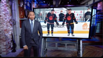 Stephen A. Smith roasts Oilers