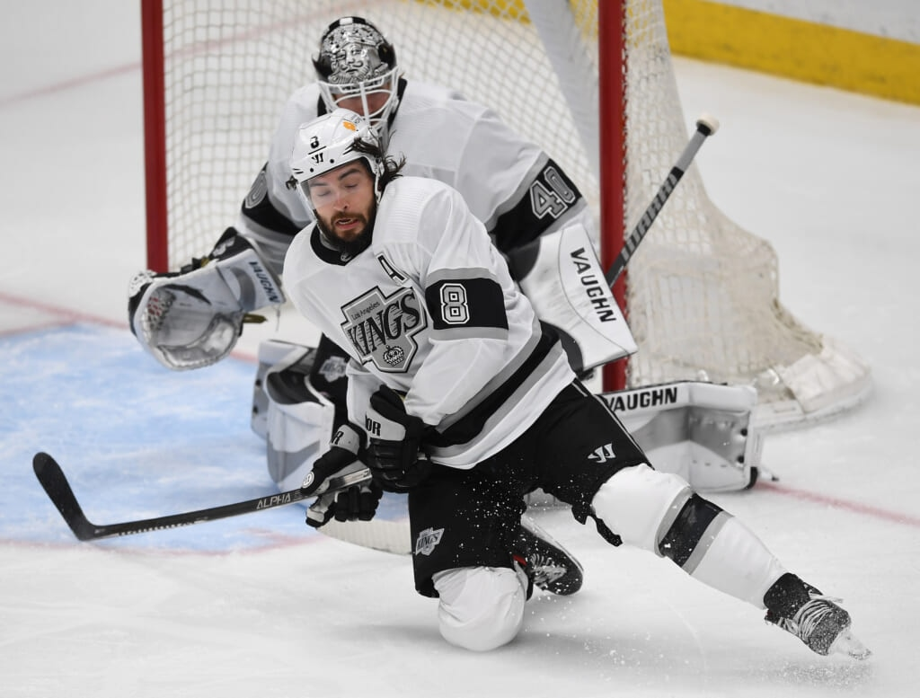 Drew Doughty calls on Kings to make trades