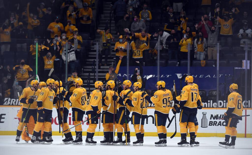 predators clinch playoff spot