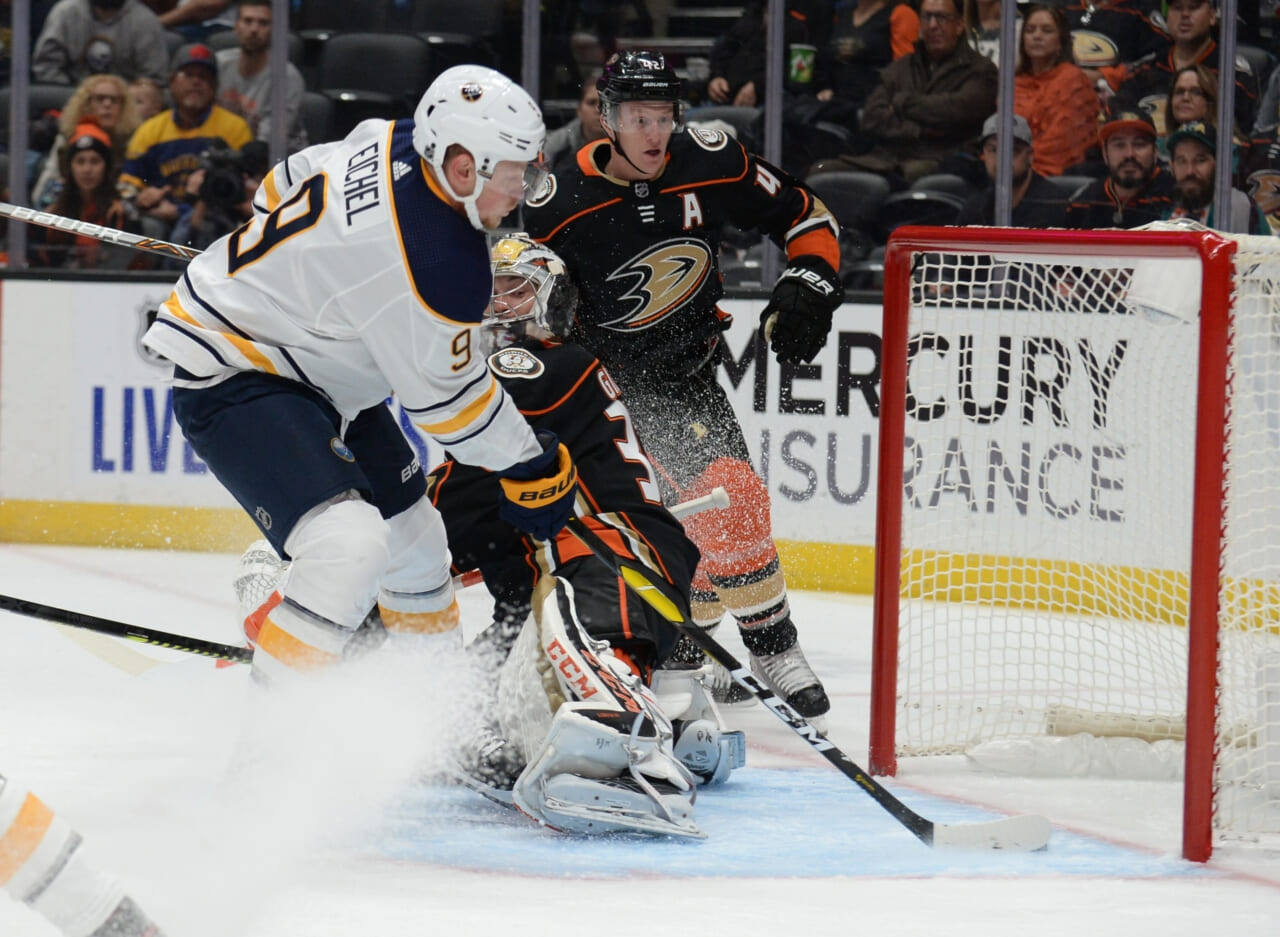 Jack Eichel trade could happen within days; Buffalo Sabres intensified talks continue