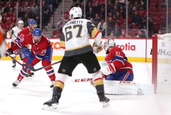 canadiens golden knights playoffs