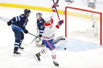 canadiens strong start