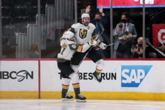 Mark Stone gets Golden Knights past Avalanche