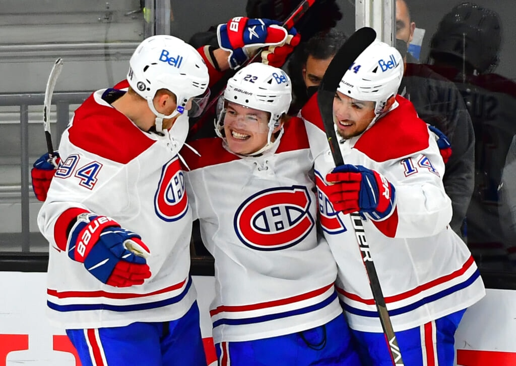 nhl top young players