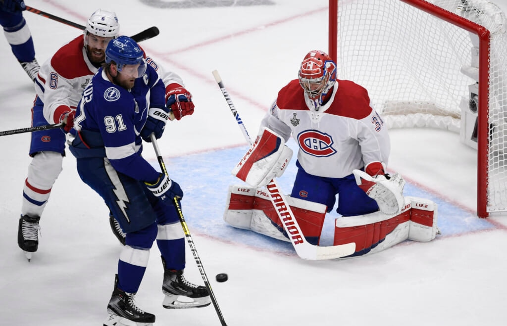 lightning canadiens stanley cup