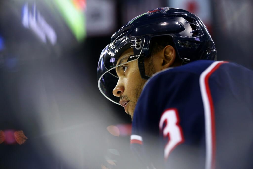 NHL RUMORS SETH JONES