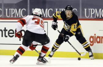 Maple Leafs acquire Jared McCann