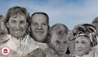 NHL Mount Rushmore