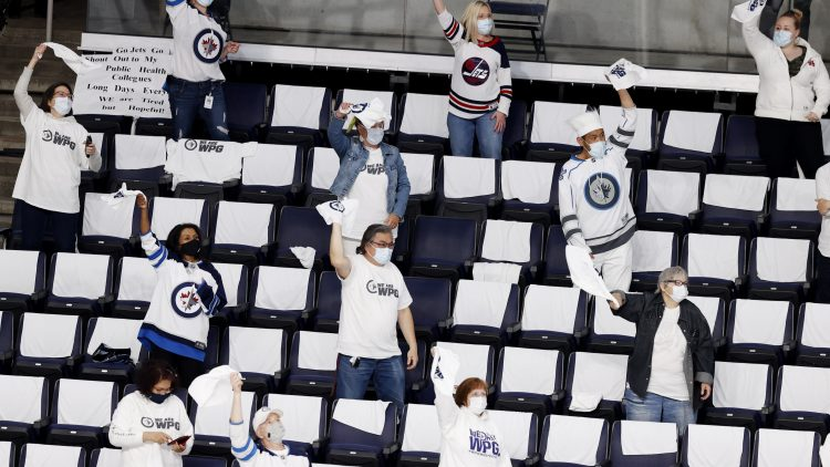 nhl covid attendance policy