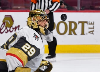 fleury will play in chicago