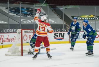 NHL Rumors Gaudreau