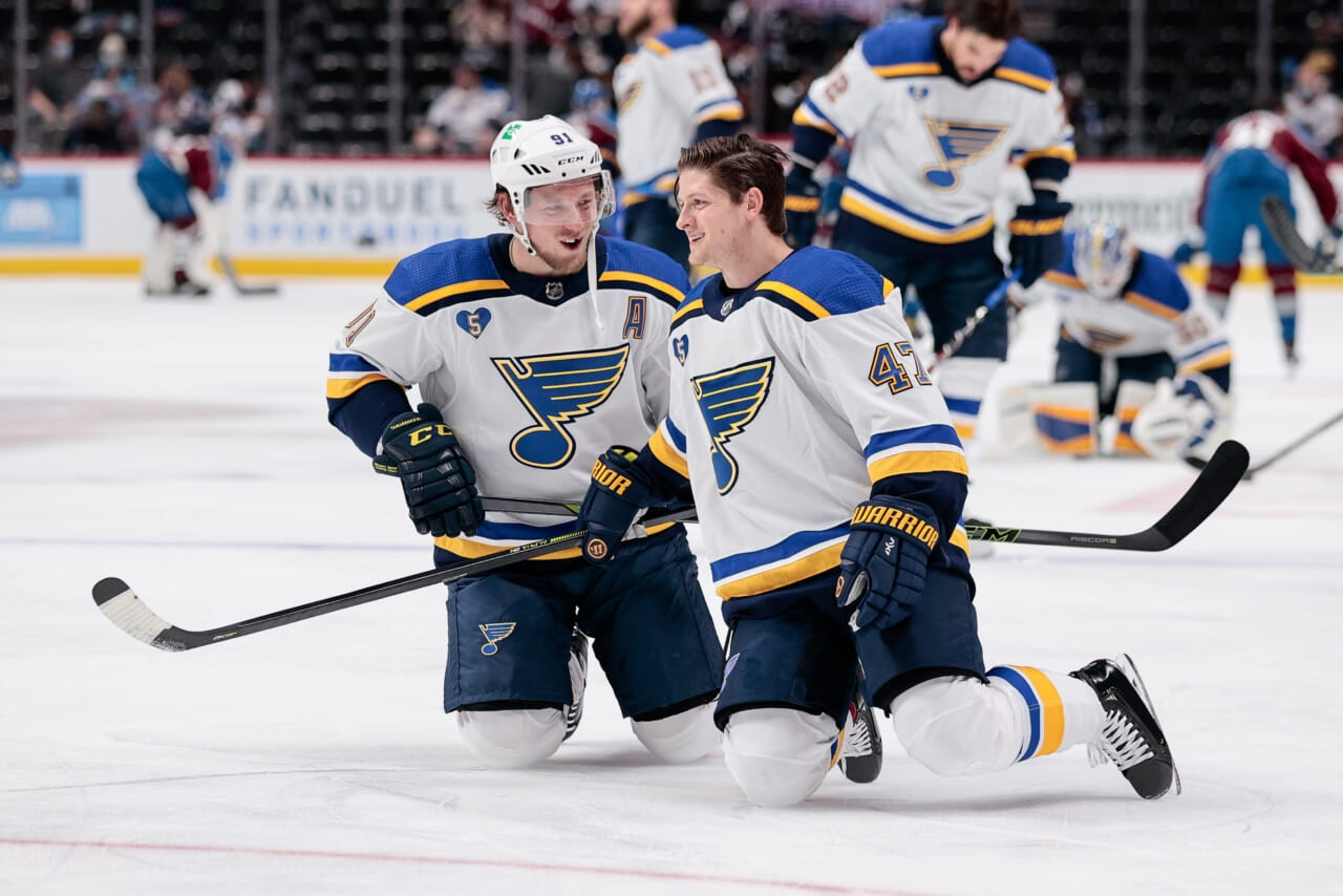 NHL Rumors: Tarasenko not talking about trade request; Leafs spoke with Rielly; Canucks working with Pettersson and Hughes